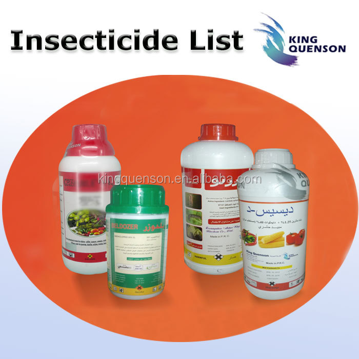 King Quneson Crop Protection Product List Insecticide