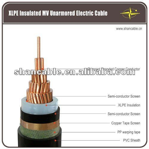 Xlpe Cable Insulation : Xlpe insulated armored electric power cable kv buy