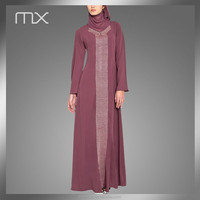 Ladies Kurta Design Maxi Dress Long Sleeve New Model Abaya in Dubai