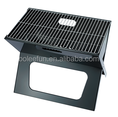 201021S Portable Charcoal BBQ Grill Stainless Steel Outdoor Foldable Grill Fashion Grill,Outdoor BBQ Grill ,Folding Grill