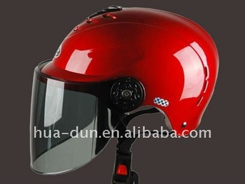 New model with low price and high quality scooter half helmet