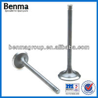 dirt bike engine valve,engine valve for various motorcycle with high quality and reasonable price