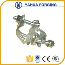 German Type galvanized steel pipe right angle clamp joints