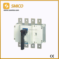 Manufacturer dc isolator switch/electric changeover switch