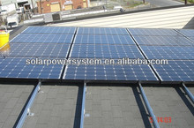 6kw High quality grid switch solar energy system