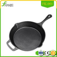 Professional dry fry pan by handmade