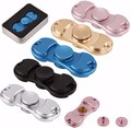 2017 New Metal fidget spinner ceramic bearing edc finger Spinner Hand relieves stress