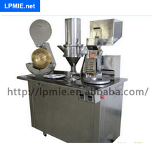Semi automatic capsule filling making machine for powder and granular material in pharmacy