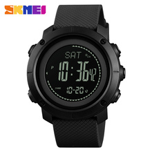 SKMEI 1427 Men Digital Movement <strong>Watch</strong> Sport Multi-function Plastic Band Male <strong>Smart</strong> <strong>Watch</strong>