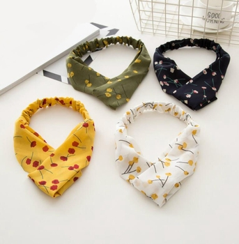 Spring Small Flowers Decoration Hair Band Flowers