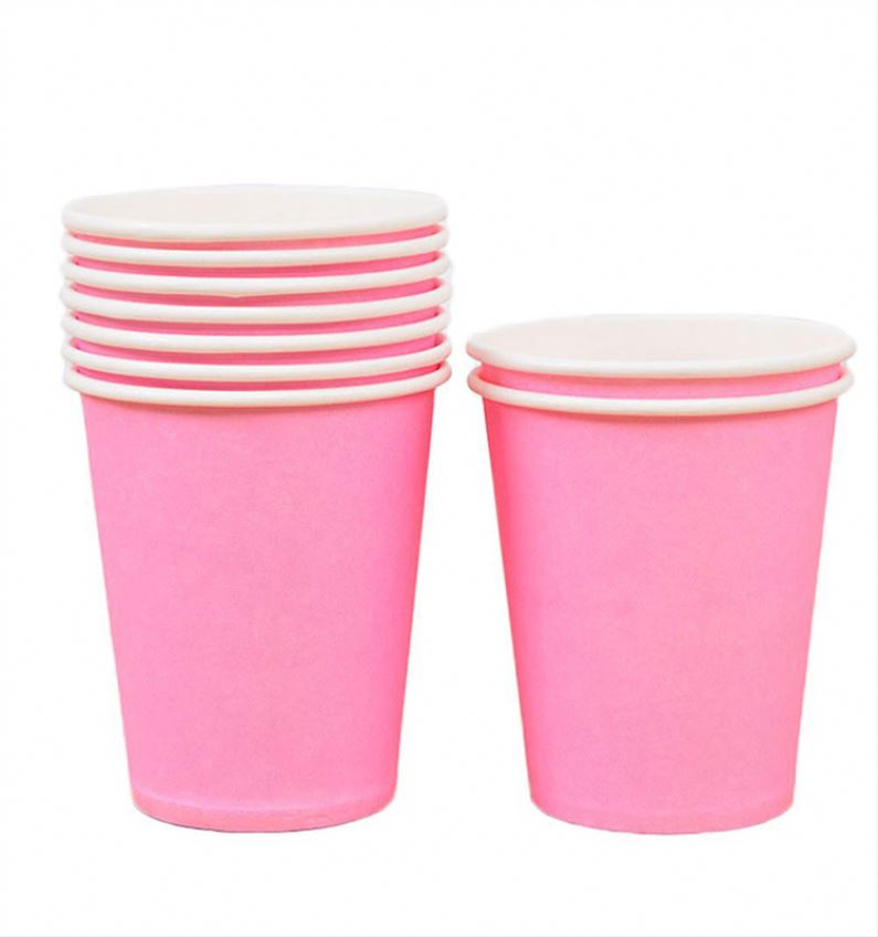 6oz soup paper bowl, wholesale hot soup noodle paper cup with lid