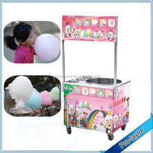Cotton Candy Making Machine for Snack Retailer