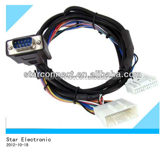 High quality Electric Vehicles of Wiring Harness assembly
