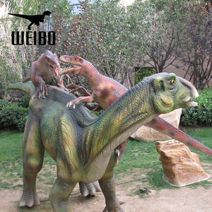 Dinosaur park life size buy animatronic dinosaur for sale