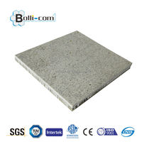 building construction materials/ stone aluminum honeycomb composite panel with honeycomb core