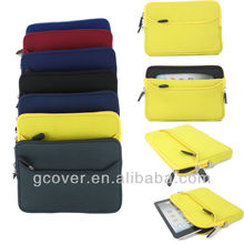 Neoprene sleeve for ipad mini neoprene laptop sleeve neoprene bag
