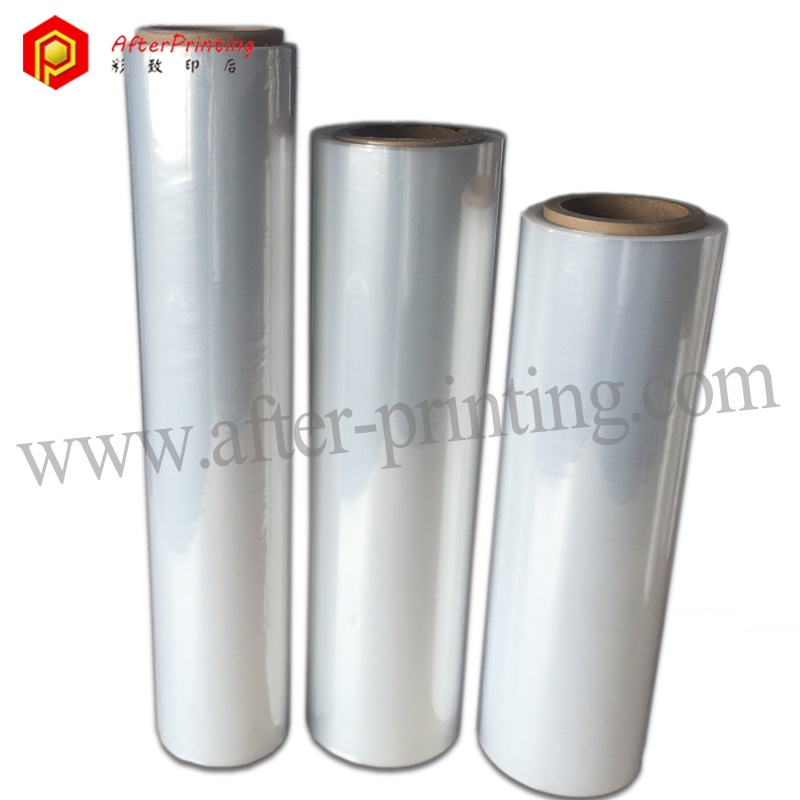 Soft POF Shrink Film for Egg Packing