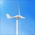 600w 12v/24v horizontal wind power generator price for streetlights or home