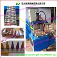 Backflow incense Cone type forming machine/Cone shape incense moulding machine