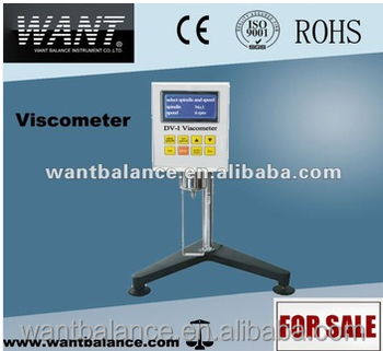 digital rotating viscometer, viscosity meter, viscometer