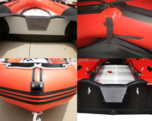 High speed Inflatable boats with engine
