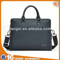 Men's personalized briefcase, leather office bags for men
