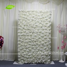 GNW Wedding square paper flower wall decoration wedding decoration