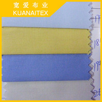 polyester cotton 45S*45S t/c65/35 poplin fabric