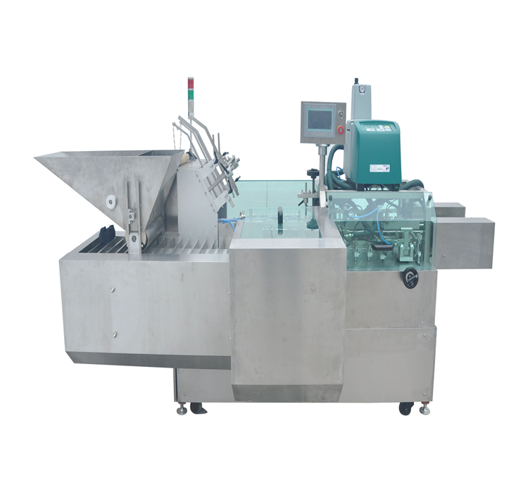 Automatic Cartoner for Plastic Wrap (Auto Input)