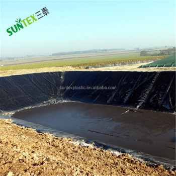 RPE liner ST350 0.7MM Thickness 20 years life time hdpe reinforced polyethylene pond liner