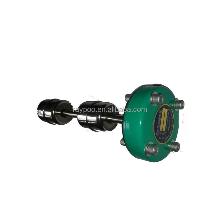 Hydraulic system oil tank level controller