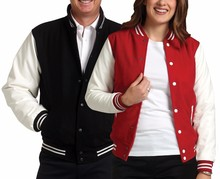 varsity baseball jacket wholesale blank baseball jacket