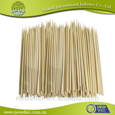 2014 High quality brown bamboo sticks bamboo garden tools