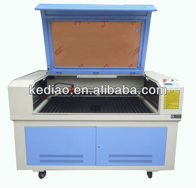 Economical Type laser engraving KD1390 with special design