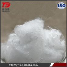 Recycled 3d 7d polyester staple fibre filling psf soft toy filling material
