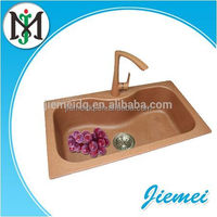Stone sink used for kitchen