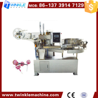 TK-A23 LOLLIPOP CANDY PACKING MACHINE