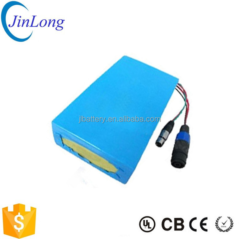 Shenzhen Factory Pack LiFePO4 Battery 72V 40Ah