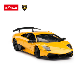 popular RASTAR free wheel 1:24 Lamborghini diecast model car kit