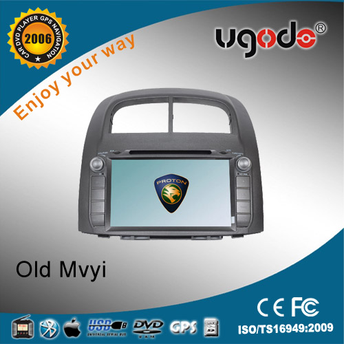 ugode Malaysia media player for old MYVI with bluetooth car kit USB IPOD TV