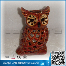 Decorative crafts owl ceramic