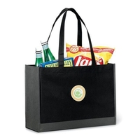 Hot selling foldable shopping bags, non-woven shopping bag, nonwoven shopper tote bag