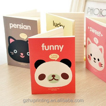 A6 Mini Notebook Diary Pocket Notepad Promotional Gift Stationery