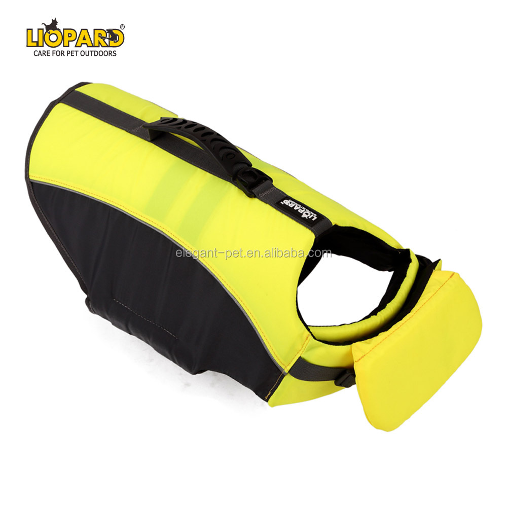 12 Years Factory Pet Safety Cost Outdoor Vest Dog Life Jacket