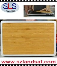 Smart bamboo cover for macbook IBC18
