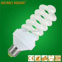 Factory 30W E27 B22 110V 220V Full Spiral Energy Saving Light lamp Bulb