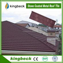 kerala lightweight Flat sand coated roofing