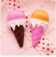 Craft Deco Art Supplies - Lollipop Ice Cream Cabochon resin food
