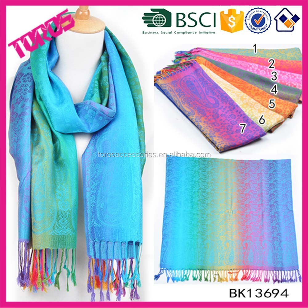 Toros women scarf and shawl 2016 latest design pashmina shawl
