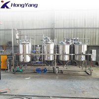 1TPD cooking crude oil refinery / sunflower/soybean/peanut oil refinery made in China